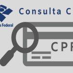 30 Consulta CPF